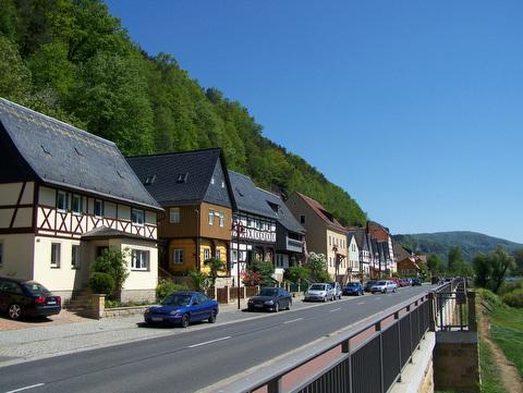 Ortsteil Postelwitz
