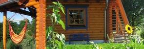 bild Rathmannsdorf Blockhaus ferienwohnung